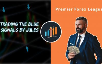 Trading Our Blue Forex Arrows